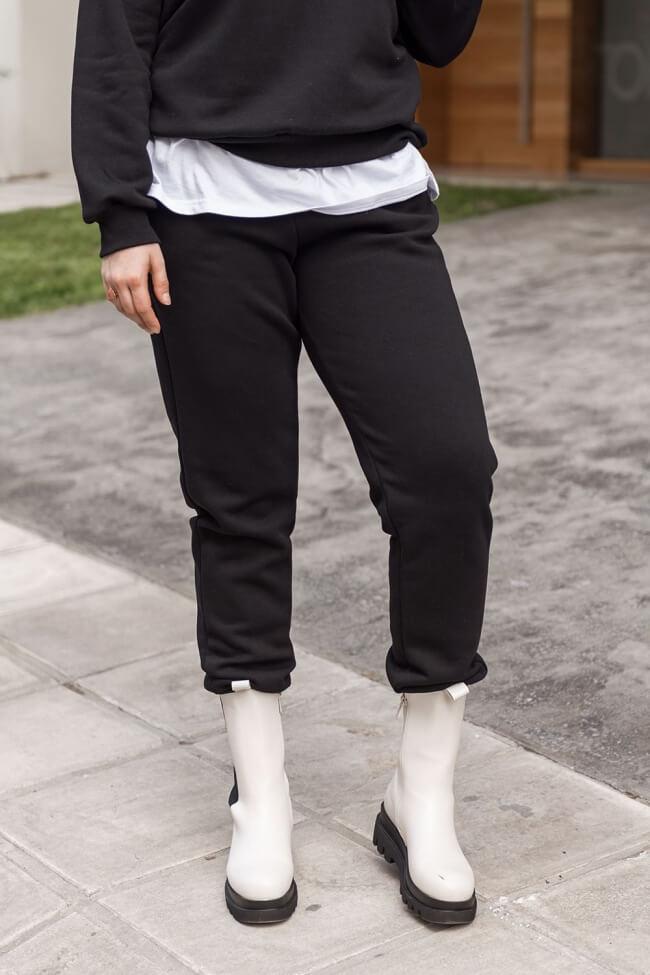 Παντελόνι Φόρμα με Λάστιχο Plus Size