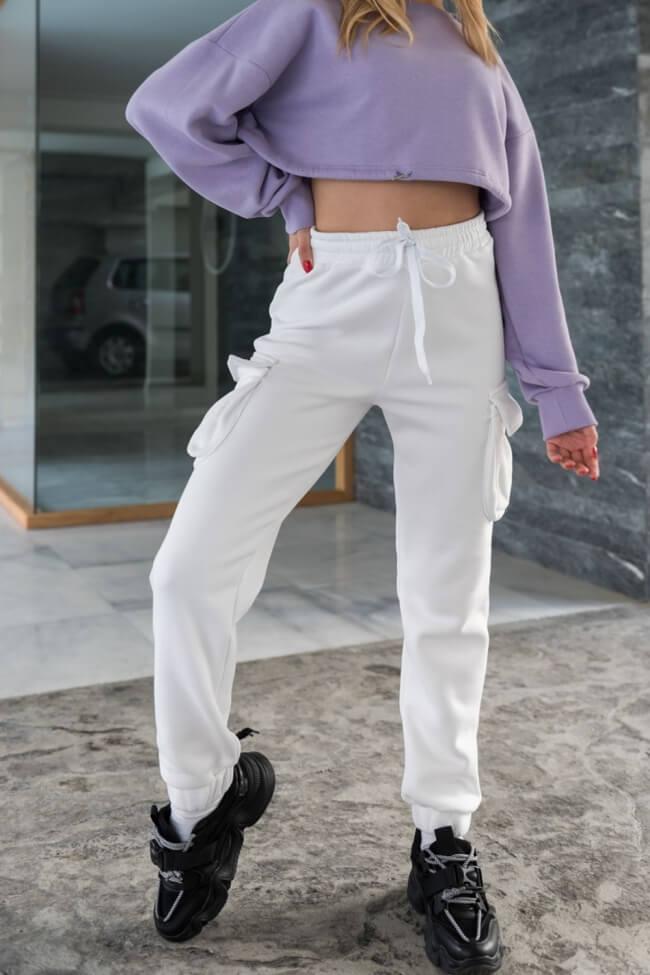 Παντελόνι Φόρμα με Τσέπες