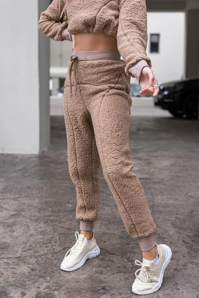 Παντελόνι Φόρμα Teddy