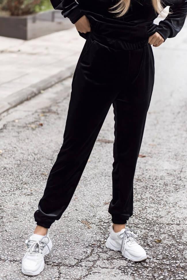 Παντελόνι Φόρμα Velvet