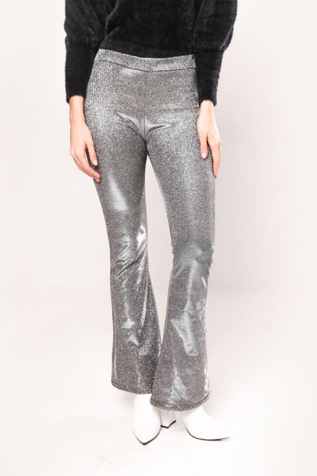 Παντελόνι Καμπάνα με Glitter