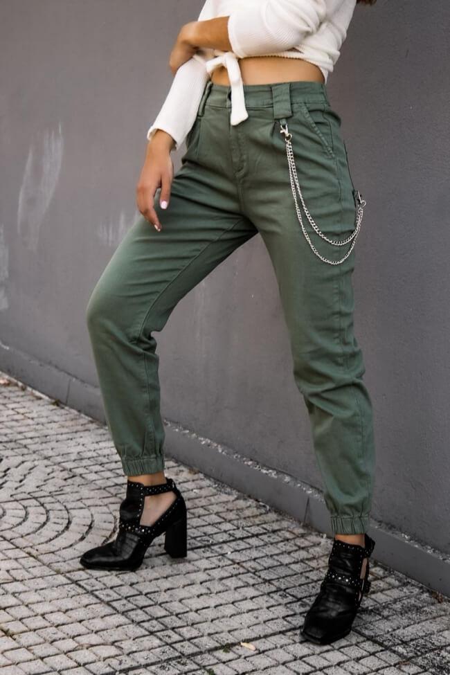 Παντελόνι με Αλυσίδα