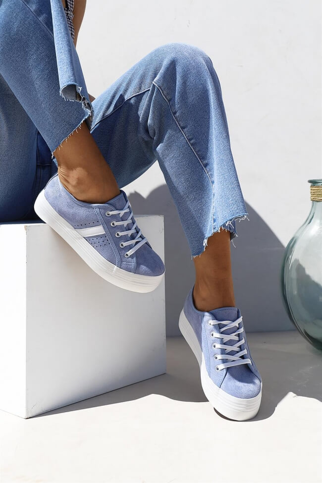 Παπούτσια Πάνινα Δίσολα