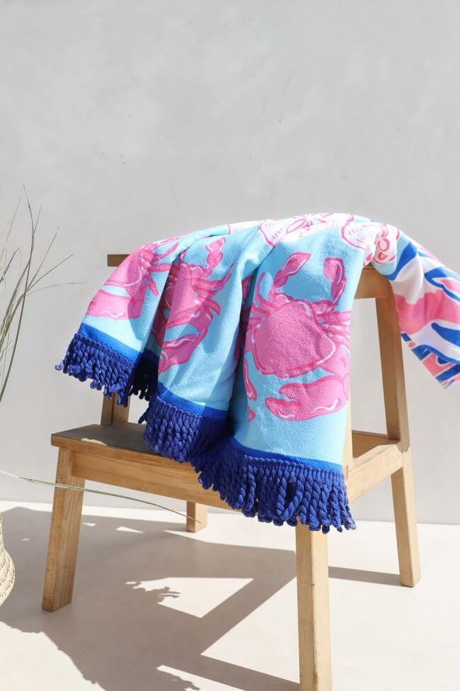 Πετσέτα Θαλάσσης Mermaid
