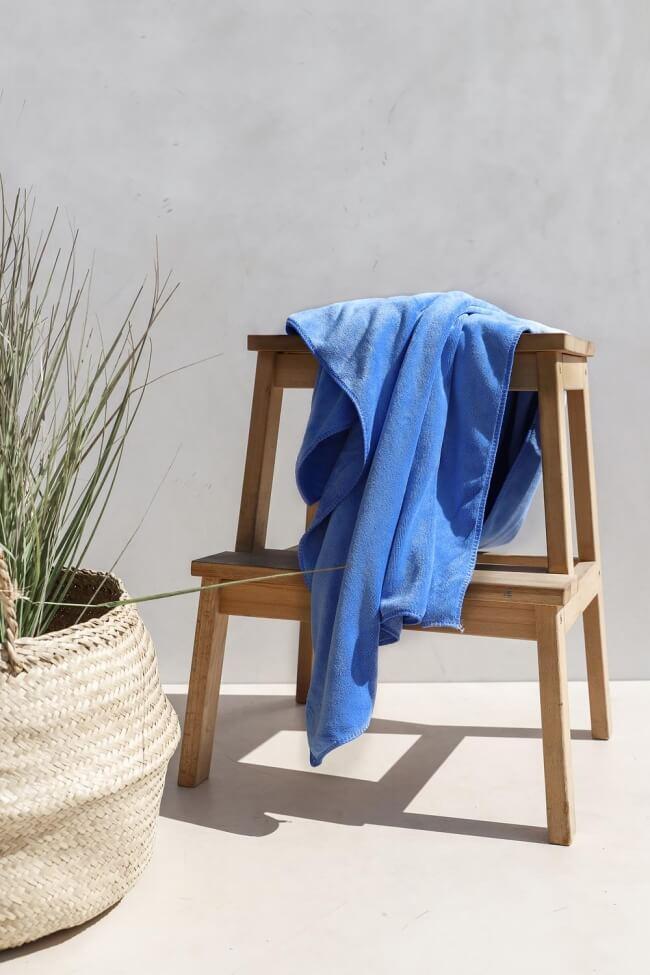 Πετσέτα Θαλάσσης Μονόχρωμη