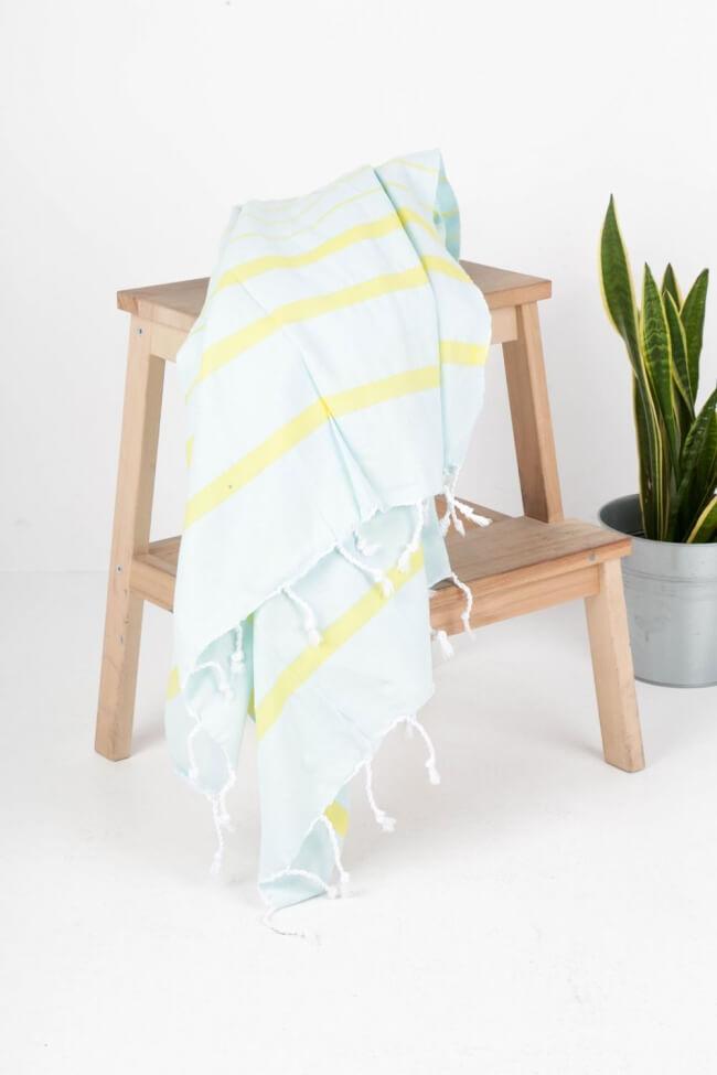 Πετσέτα Θαλάσσης Ριγέ