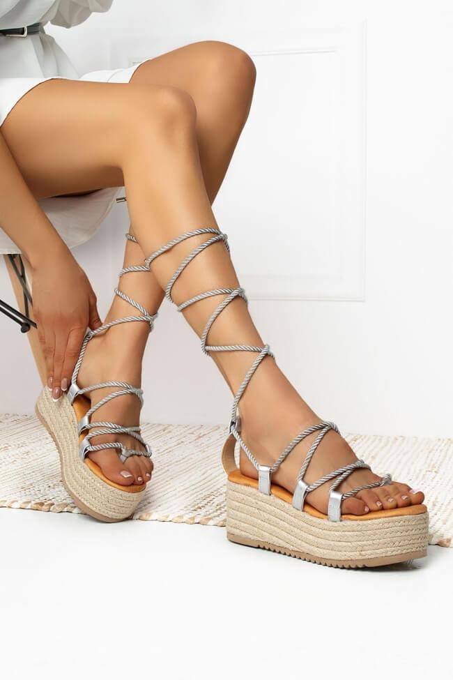 Πλατφόρμες Lace up