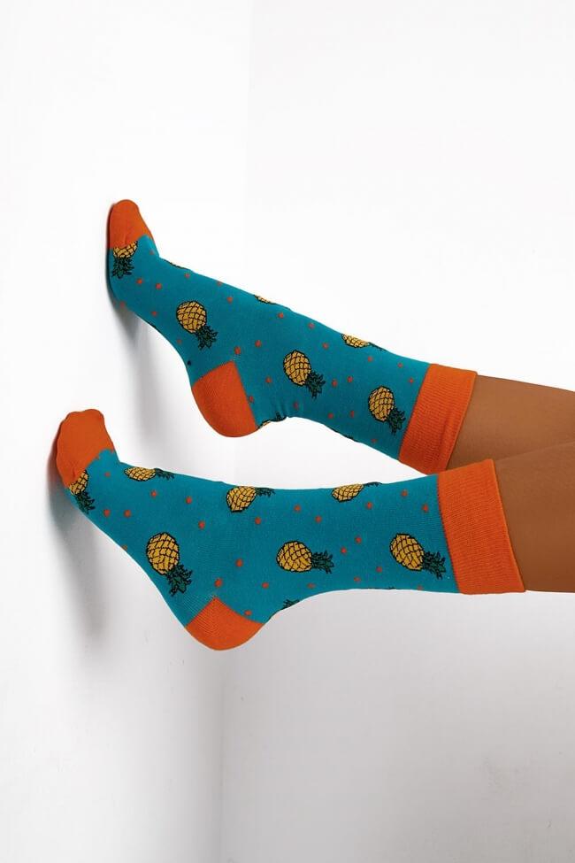 Ψηλές Κάλτσες Ananas