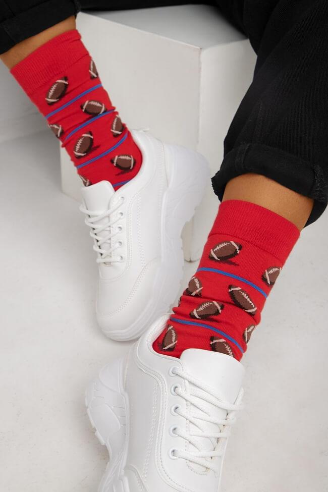 Ψηλές Κάλτσες Football