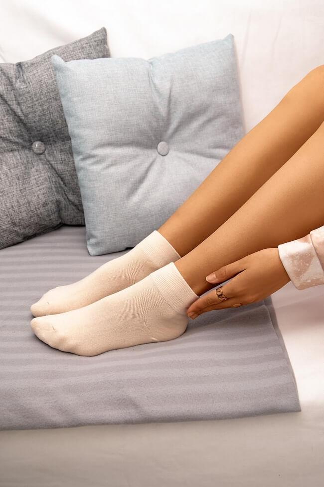 Κάλτσες Μονόχρωμες
