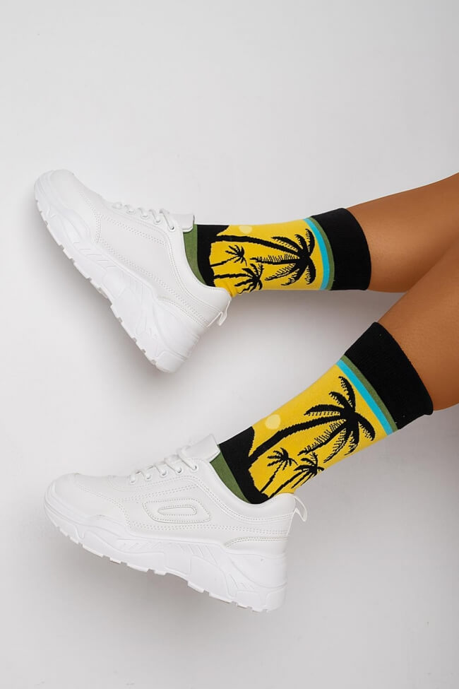 Ψηλές Κάλτσες Palm