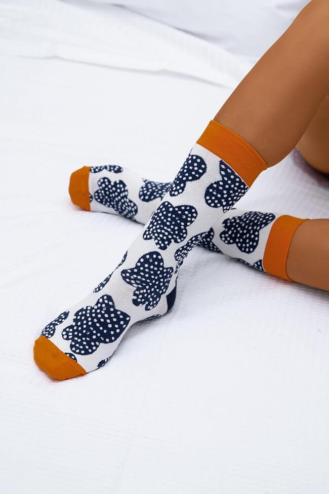 Ψηλές Κάλτσες Πουά