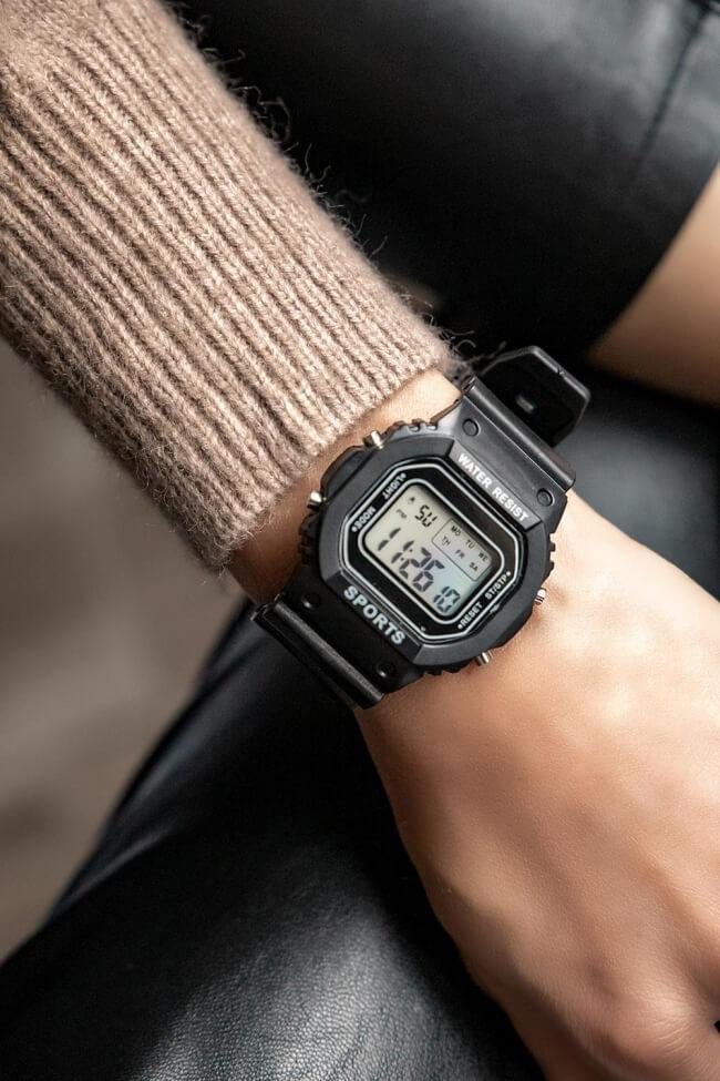 Ρολόι Ηλεκτρονικό
