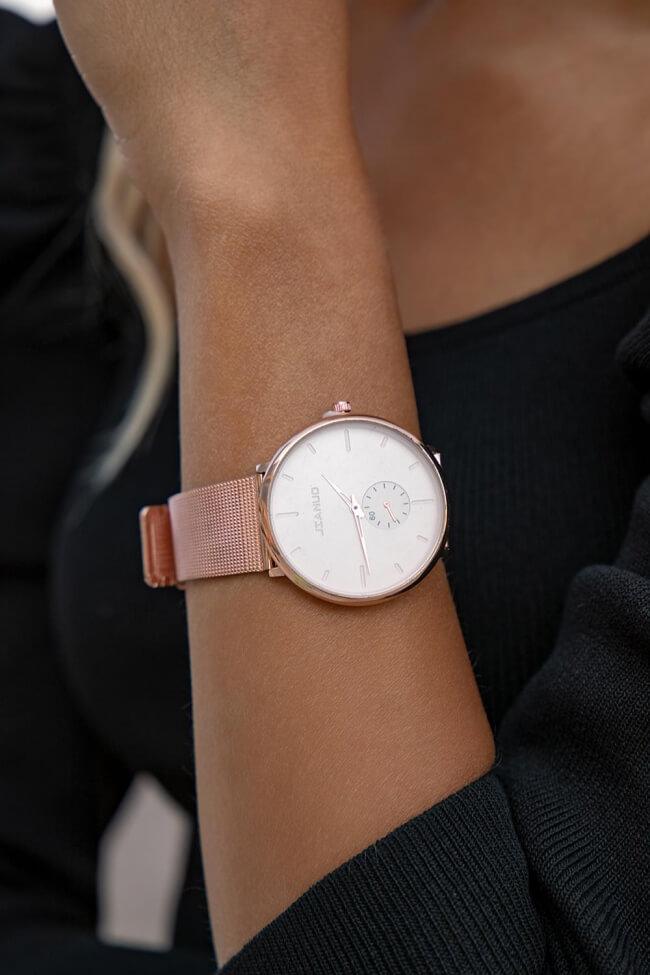 Ρολόι Μεταλλικό