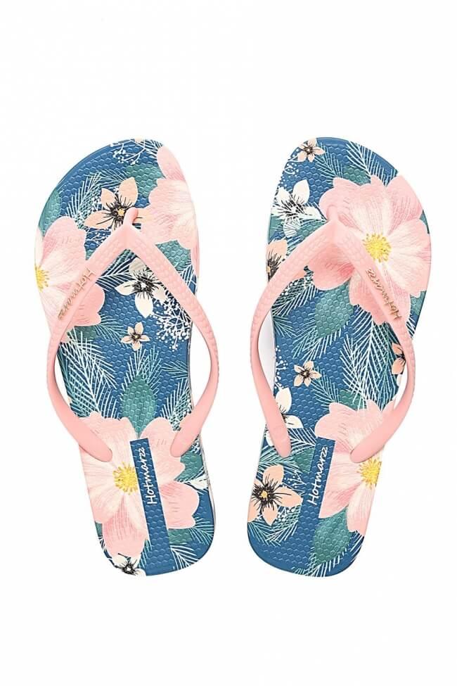 Σαγιονάρες Flip Flop Floral