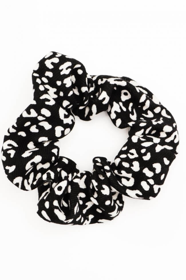 Scrrunchies Animal Print