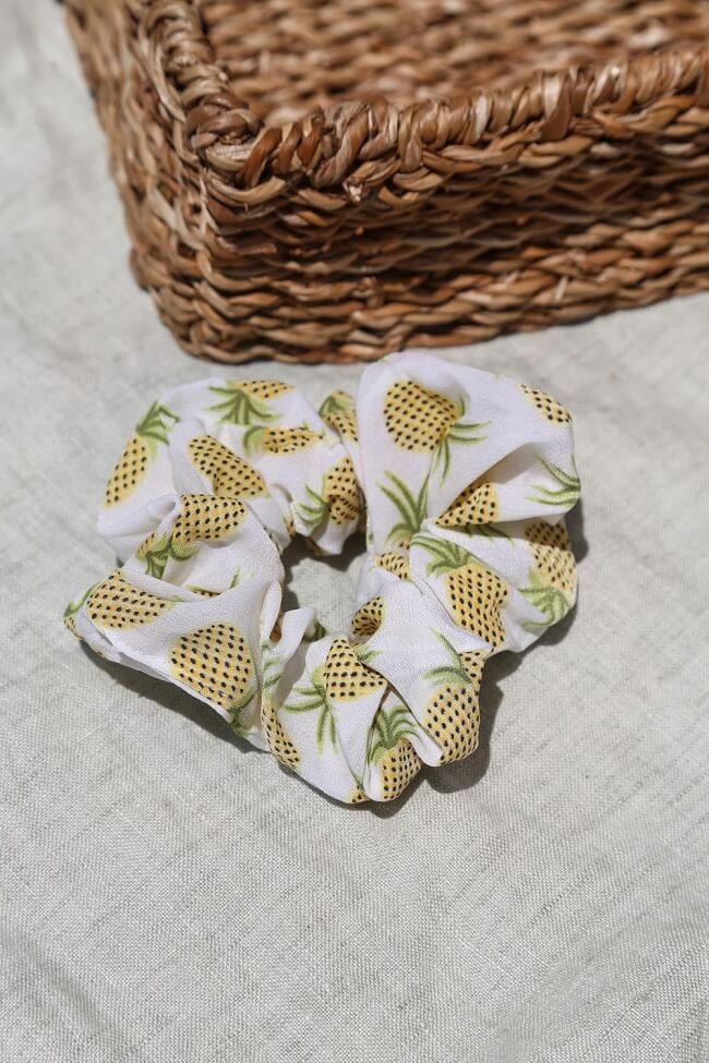 Scrunchies Ananas