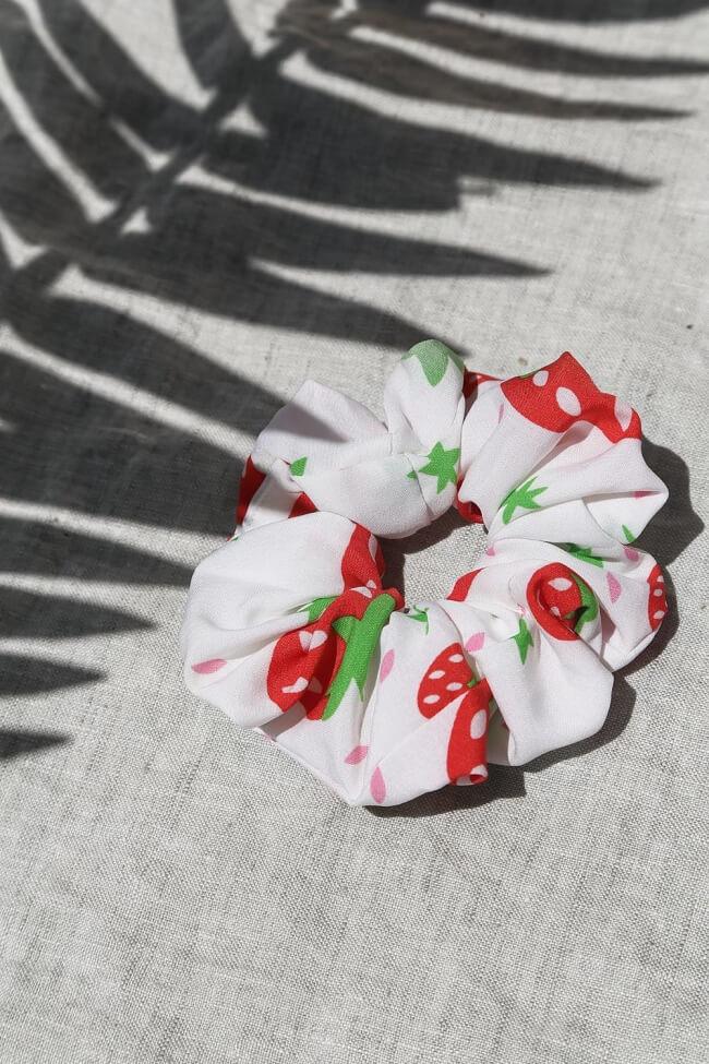Scrunchies Strawberry