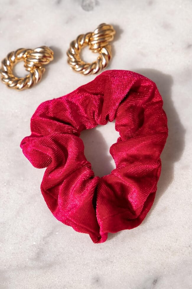 Scrunchies Velvet