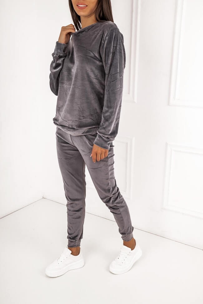 Σετ Μπλούζα & Παντελόνι Velvet