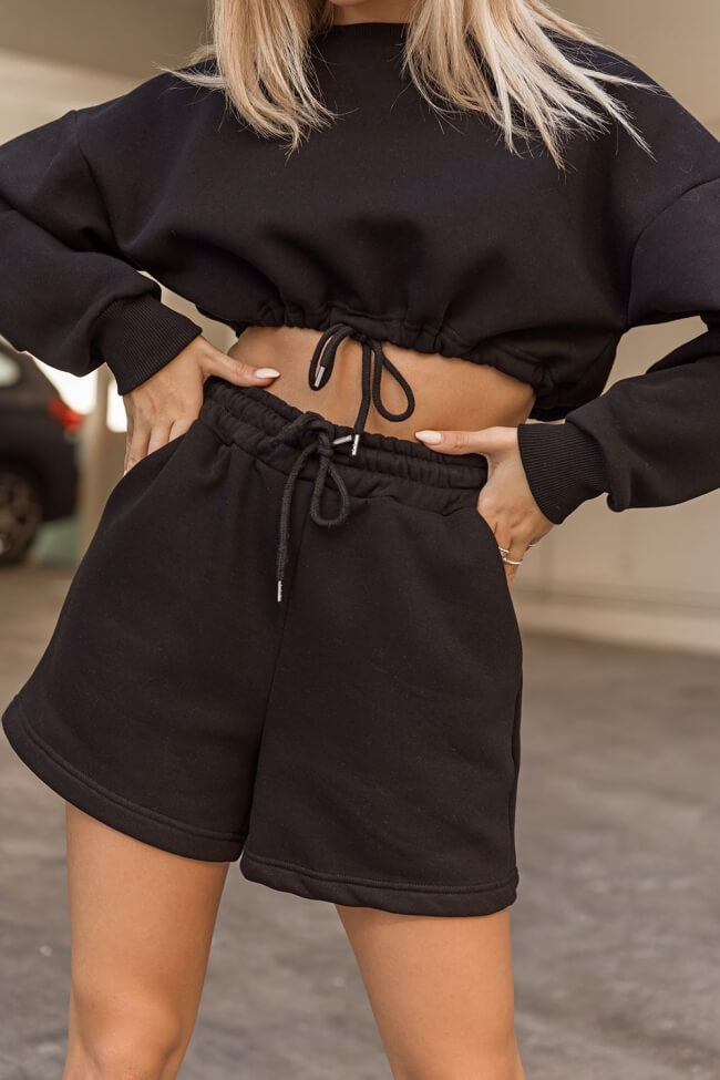 Shorts Αθλητικό με Λάστιχο