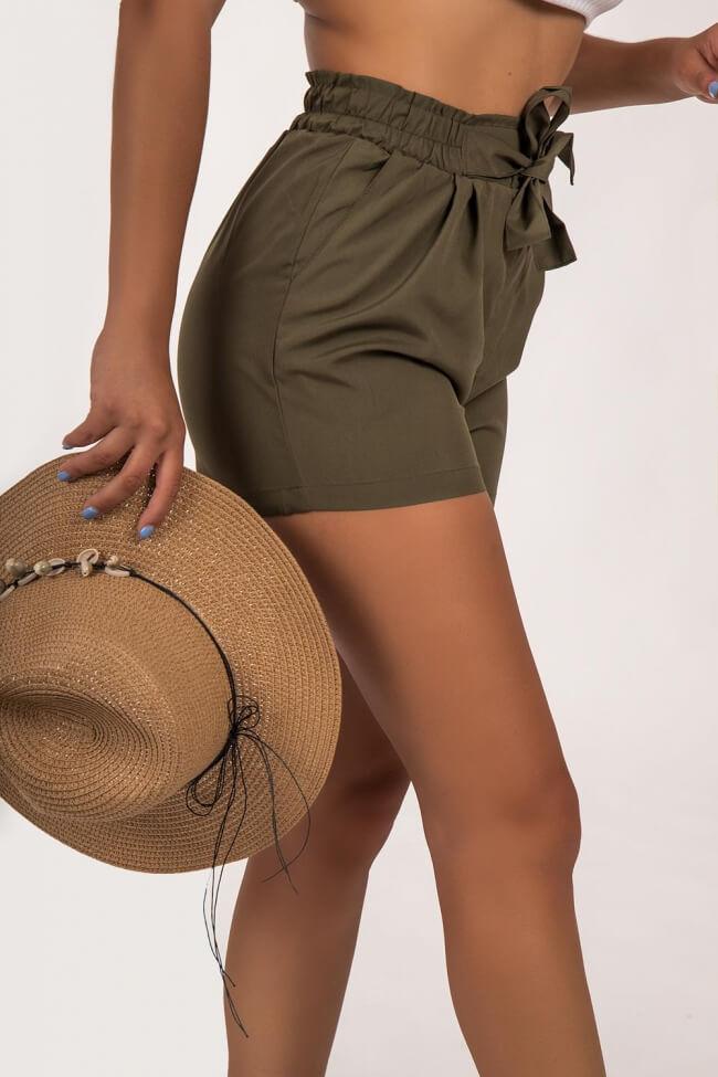 Shorts με Λάστιχο