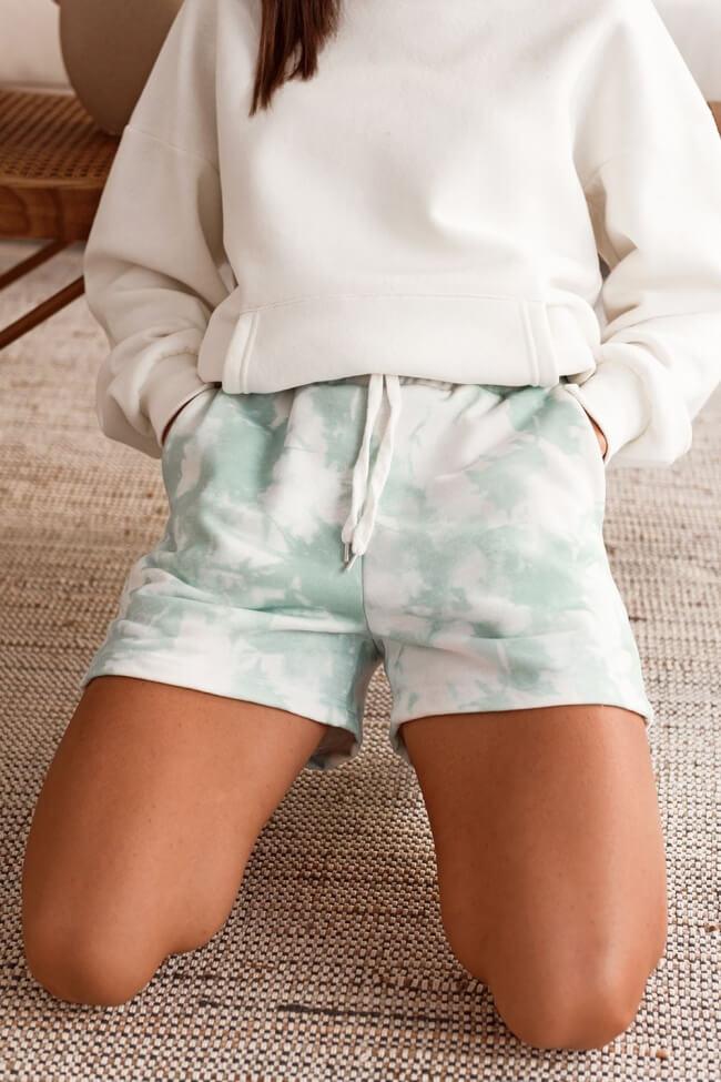Shorts Tie Dye