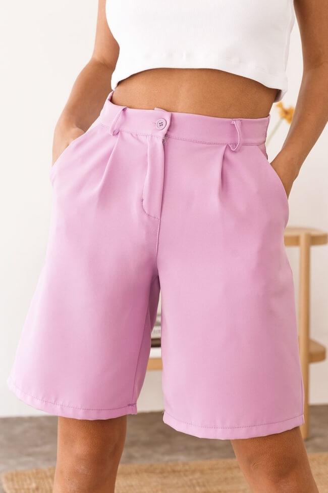 Shorts Βερμούδα με Τσέπες