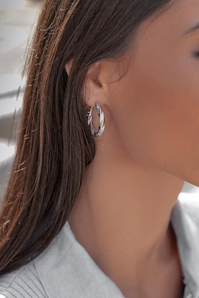 Σκουλαρίκια Κρίκοι