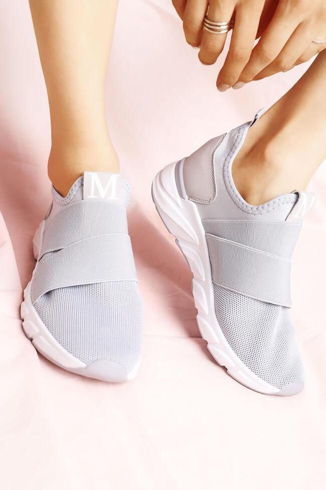 Sneakers Κάλτσα με Λάστιχο