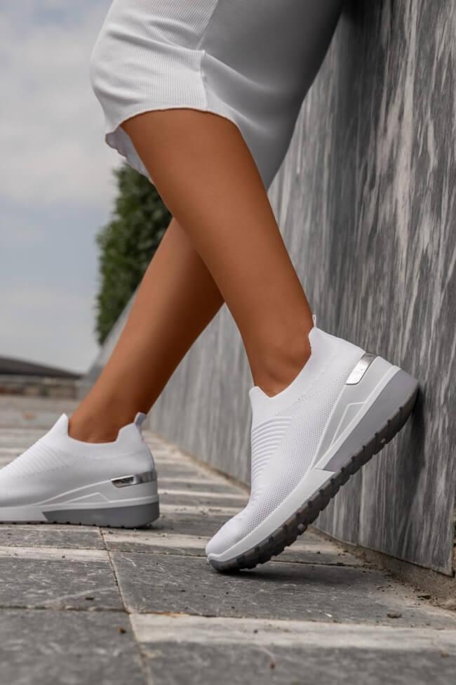 Sneakers Κάλτσα με Πλατφόρμα