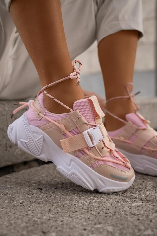 Sneakers με Clips