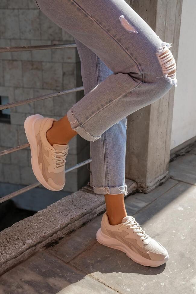 Sneakers με Δίχτυ