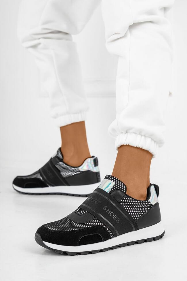 Sneakers με Δίχτυ & Λάστιχο