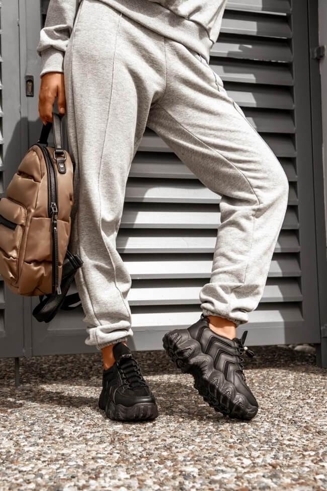 Sneakers με Κορδόνια Σπορ Σιλικόνης