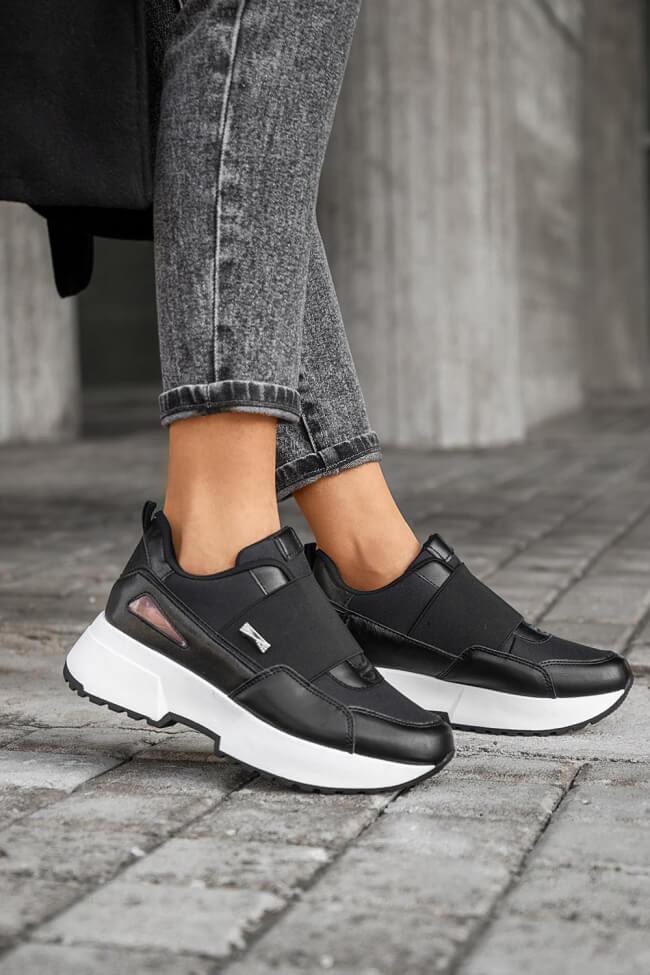 Sneakers με Λάστιχο