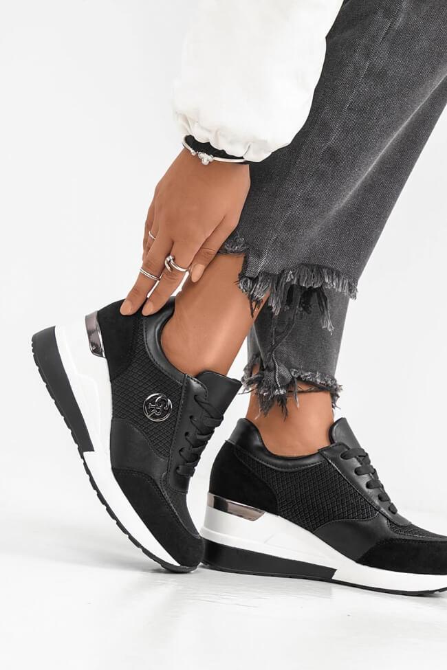 Sneakers με Πλατφόρμα & Διακοσμητίκο GR