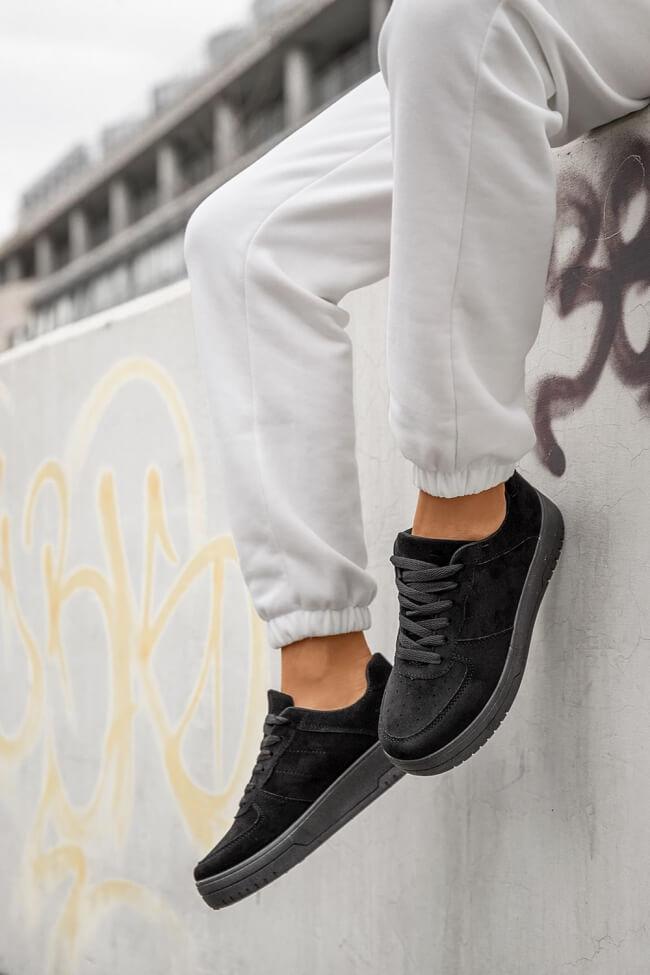 Sneakers με Ραφές
