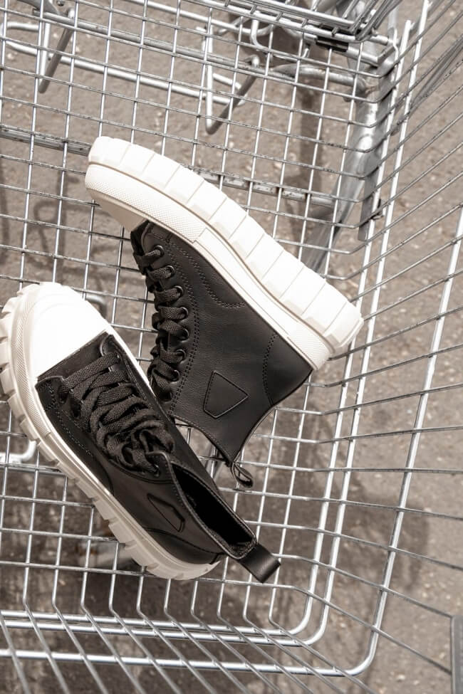 Sneakers Μποτάκια