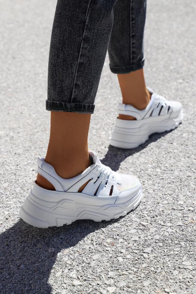 Sneakers Ultra Sole Ανοιχτά Διάτρητα
