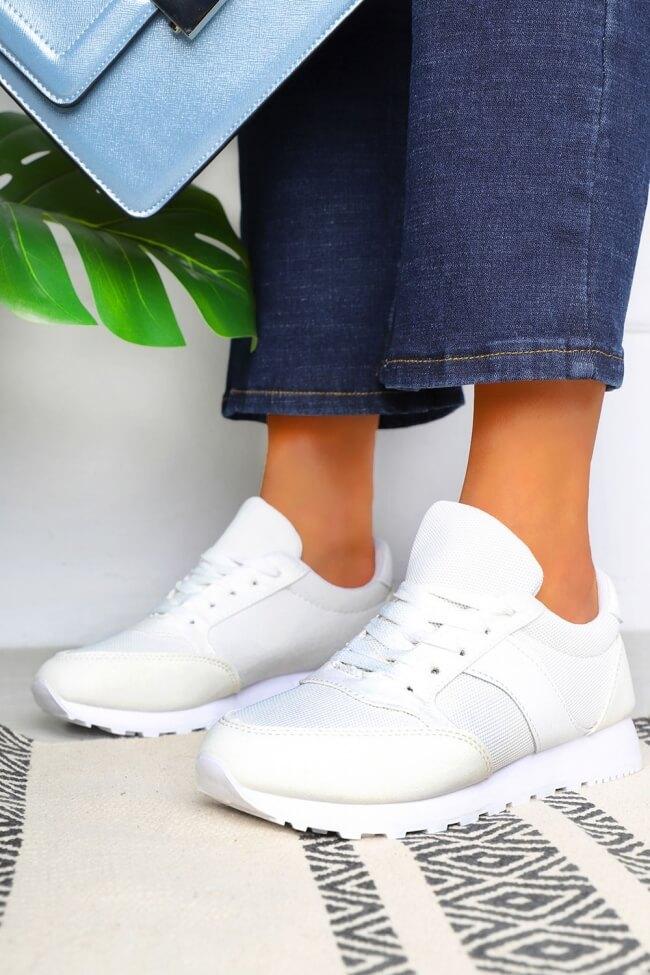 Sneakers σε Συνδυασμό Χρωμάτων