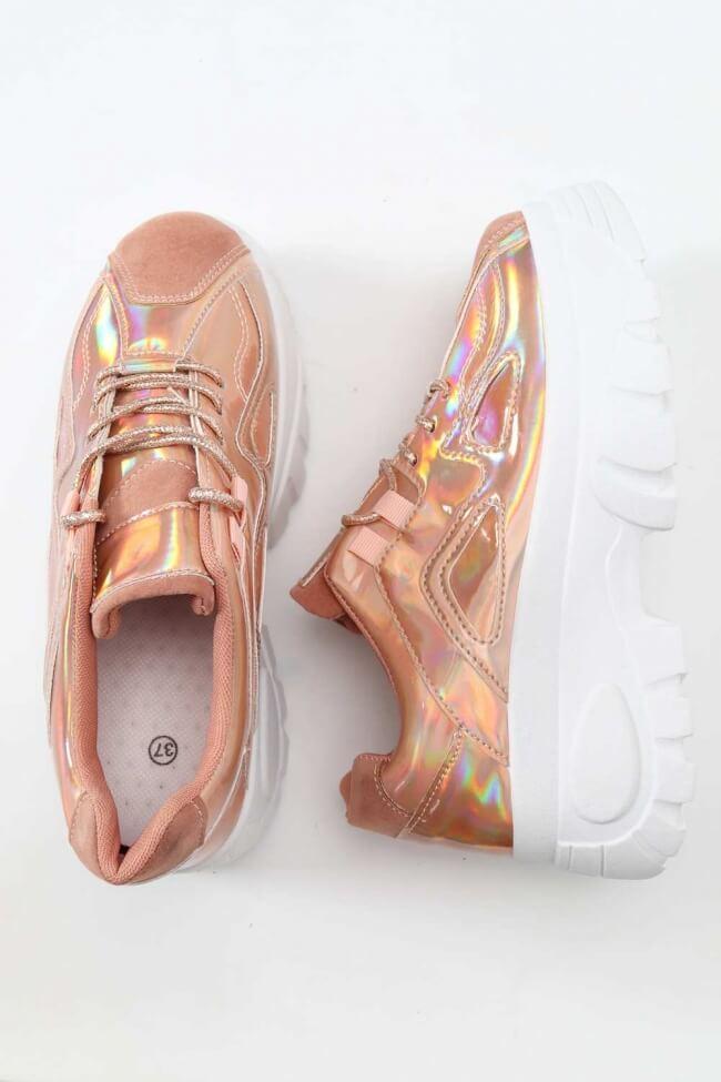 Sneakers Ultra Sole Λουστρίνι