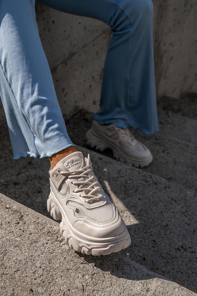 Sneakers Ultra Sole με Δίχτυ