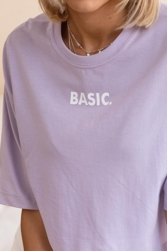 T-Shirt Crop Basic