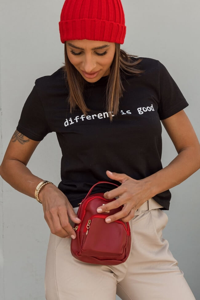 T-Shirt Different is Good