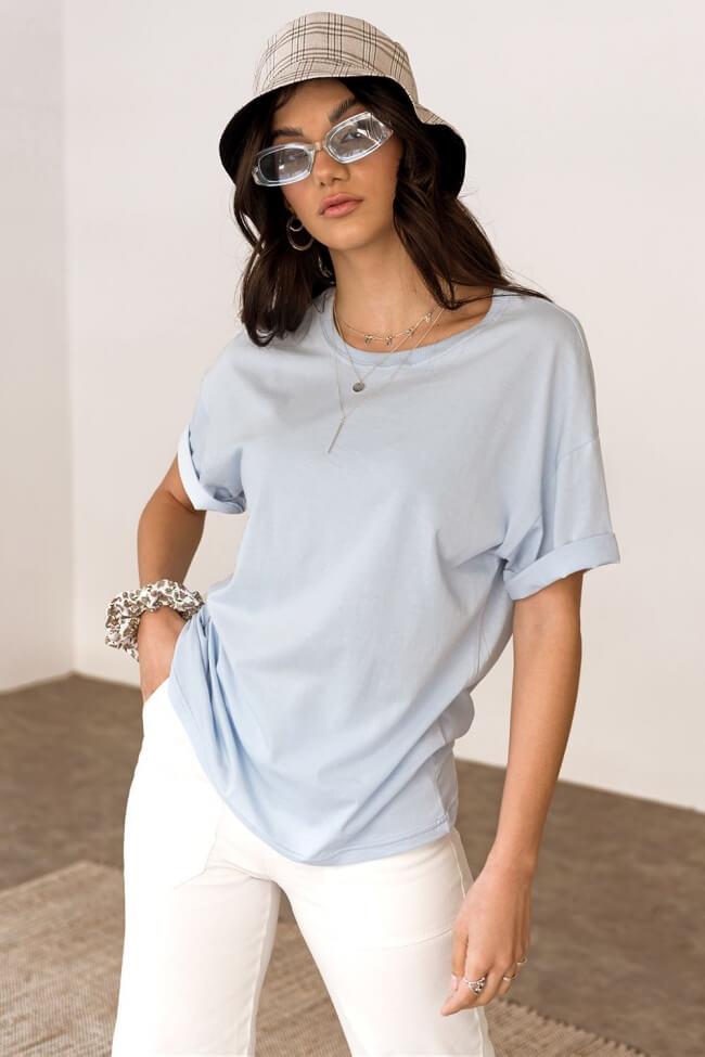 Τ-Shirt Μονόχρωμο