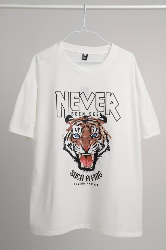 T-Shirt Never Been Seen