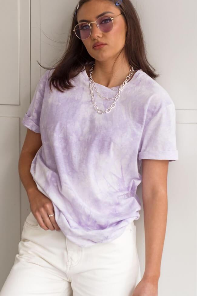 T-Shirt Oversized Tie Dye