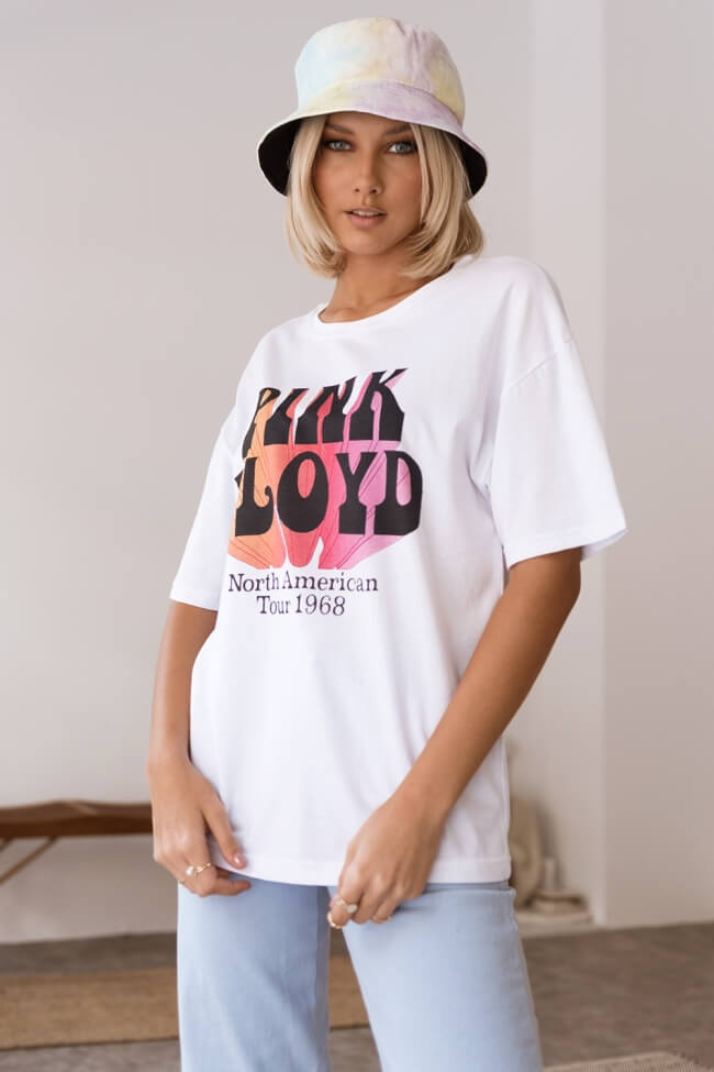 T-Shirt Pink Floyd 1968