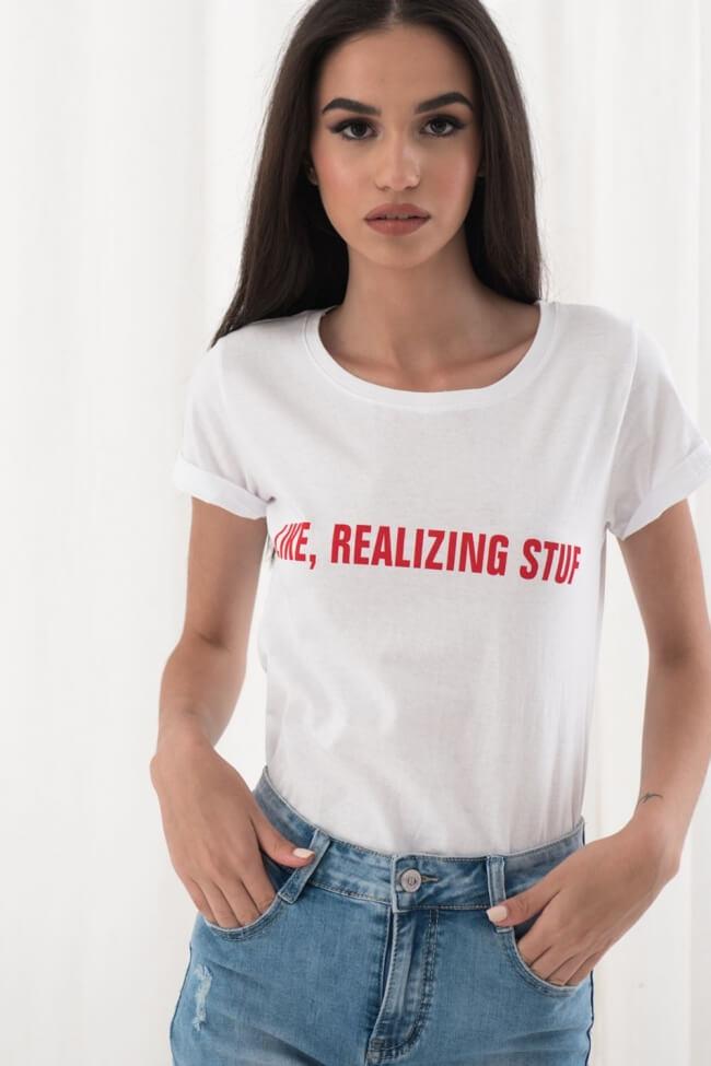 T-shirt Realizing
